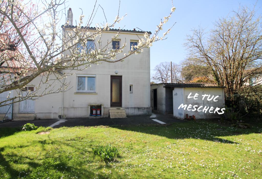 Meschers sur Gironde Maison 90 m² environ