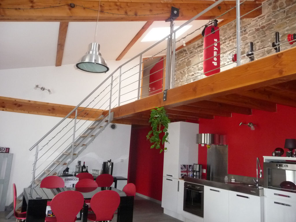 MONTBRISON CENTRE APPARTEMENT STYLE LOFT
