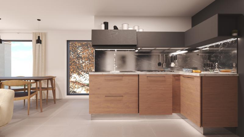 Appartement Montbrison 5 pièce(s) 87.02 m2