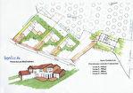 Terrains constructibles à vendre 78  Jouars Pontchartrain Lot A 1222 m2