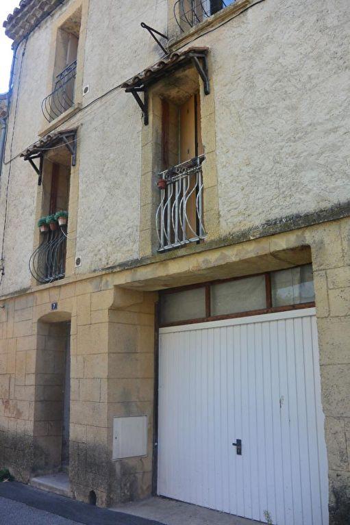 Maison de village Roquemaure 8 pièce(s) 122m2