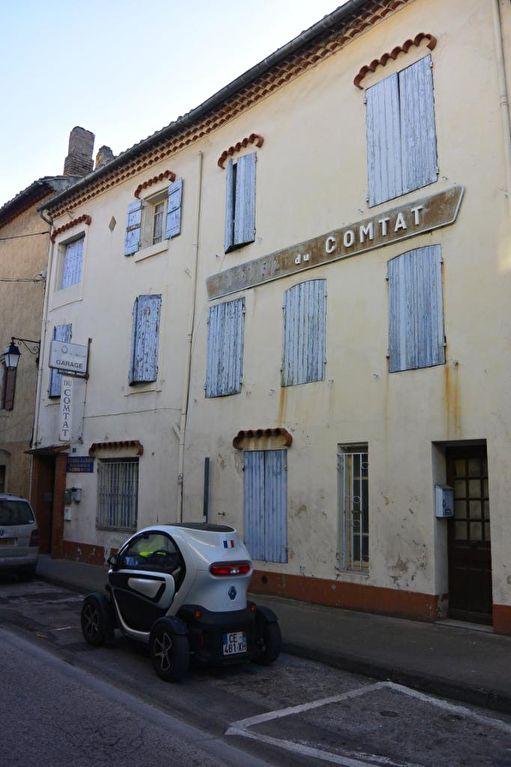 Ancien hotel Roquemaure 250 m2