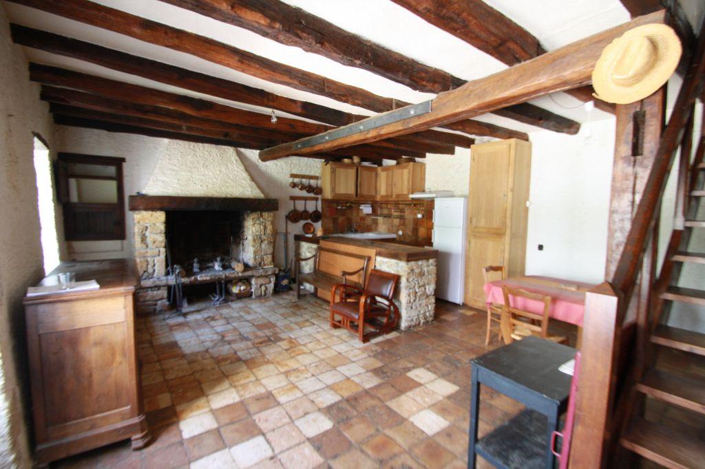 Maison ancienne avec beaucoup de charme à 15 mins de Poitiers Sud