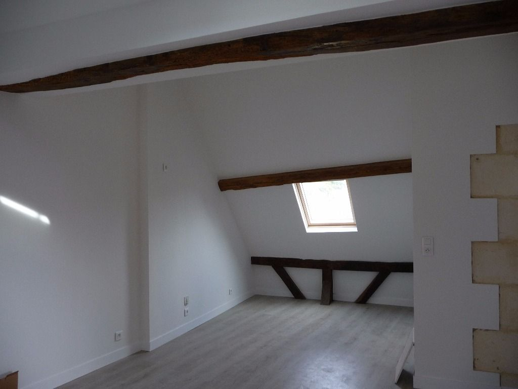 Appartement  3 pièces, rénové plateau loué 550€ POITIERS