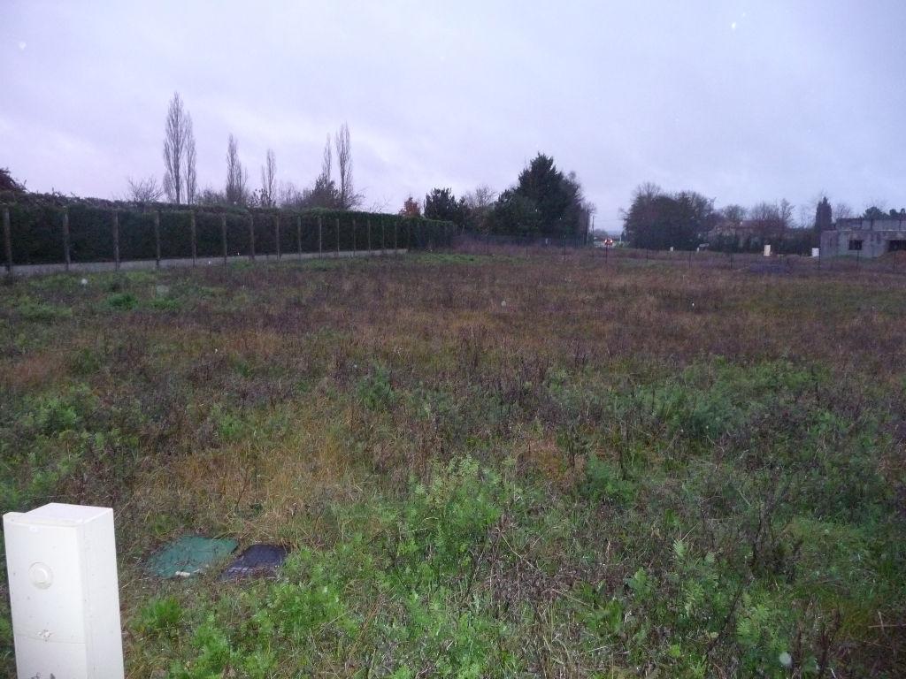 Terrain Poitiers 1024 m2