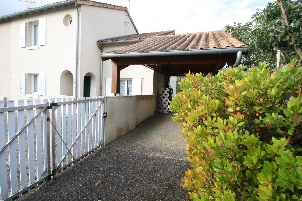 Maison Poitiers 3 chambres quartier très recherché