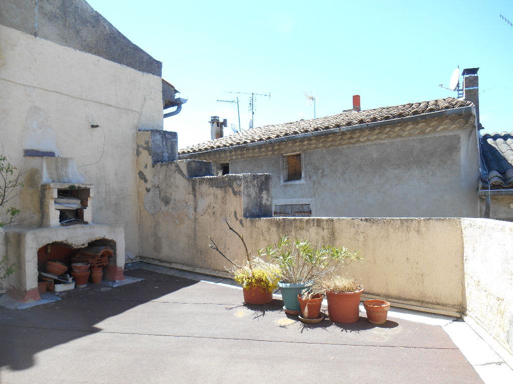 Maison centre ville avec terrasse