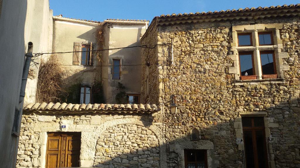 Maison de Ville en pierres