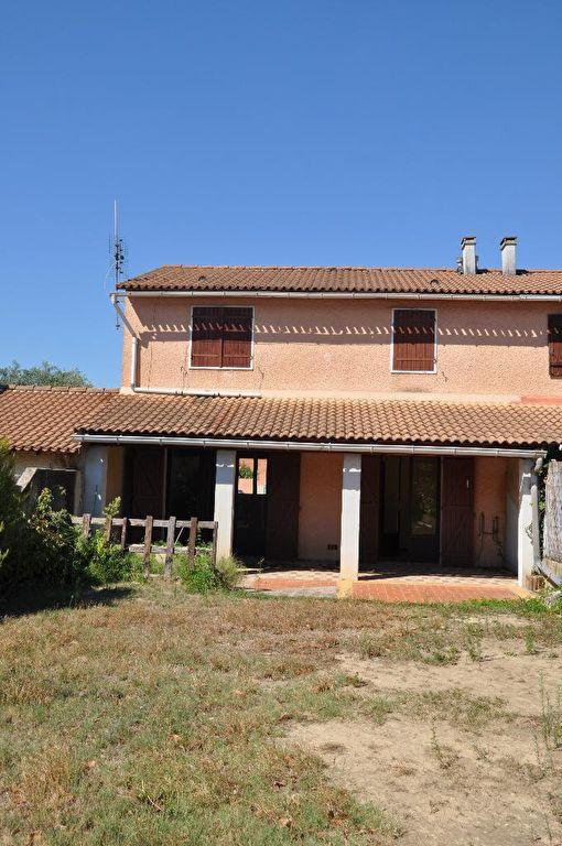 Maison mitoyenne 3 chambres
