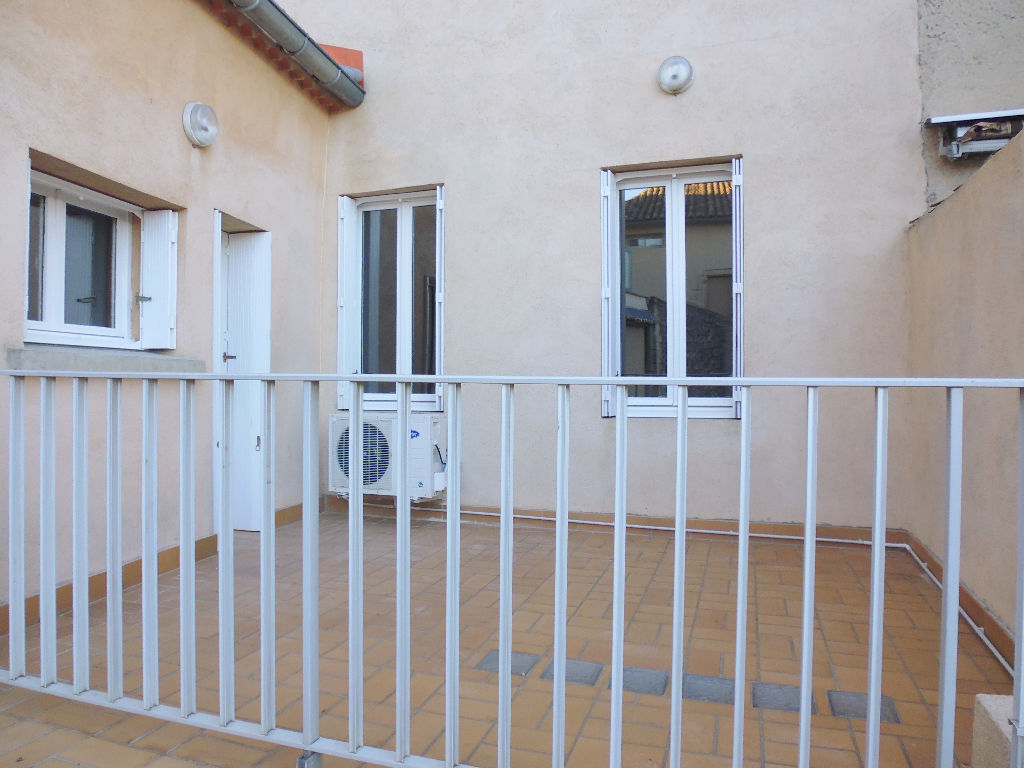 Appartement Bagnols sur Cèze 2 pièces