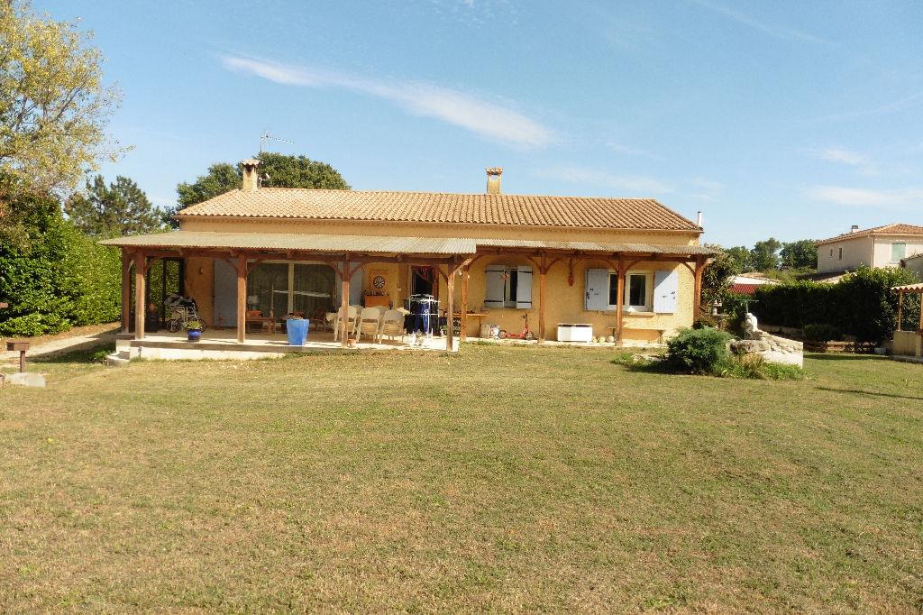 Villa Pont Saint Esprit 157 m2
