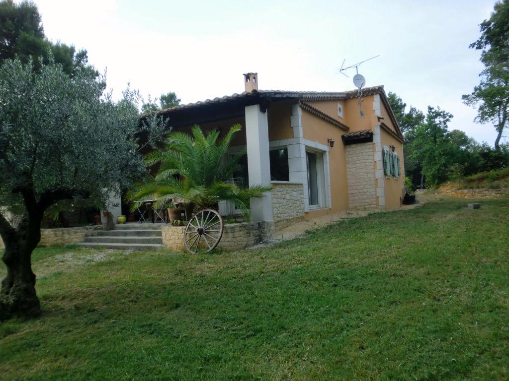EN EXCLUSIVITÉ  Villa Pont Saint Esprit 166 m2 sur 5603m² de terrain