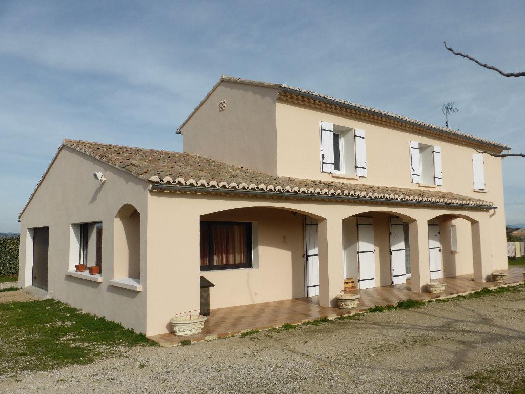 Villa Saint Paulet De Caisson 8 pièce(s) 160 m2
