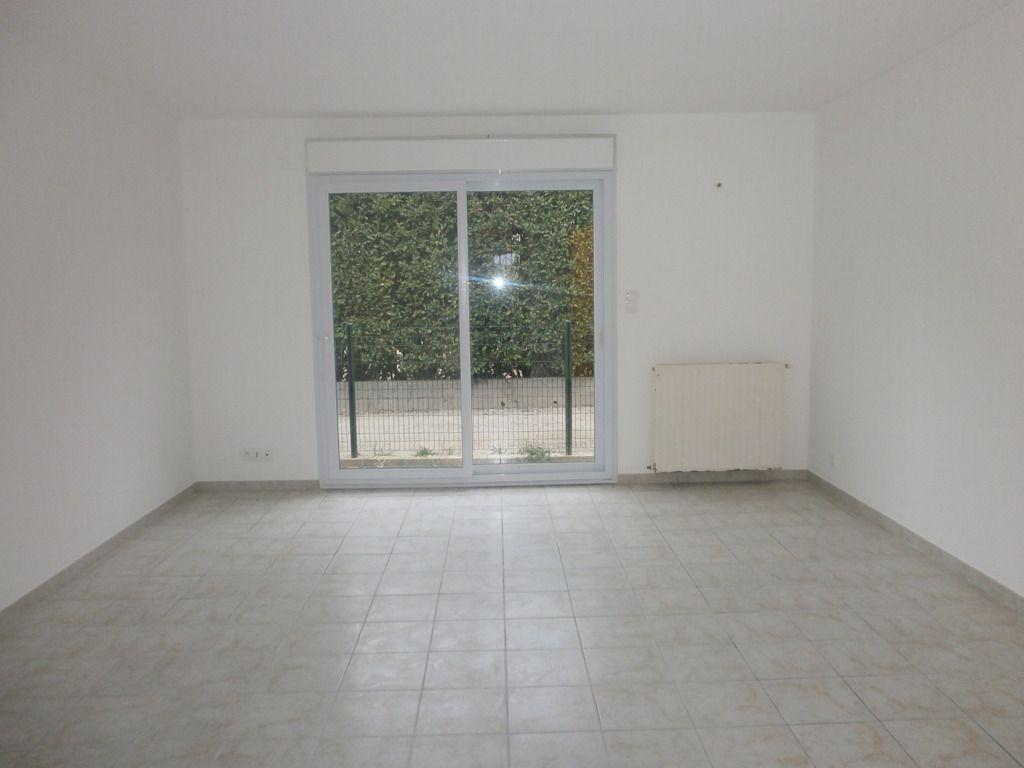 Appartement T3 en rdc avec jardinet