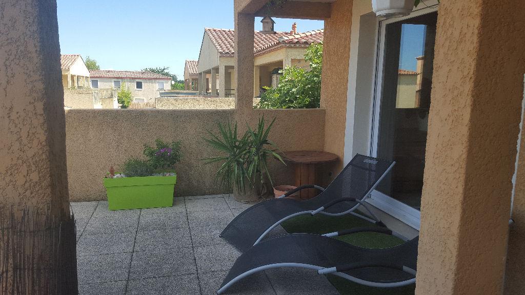 Appartement  de 65m² avec garage et terrasse