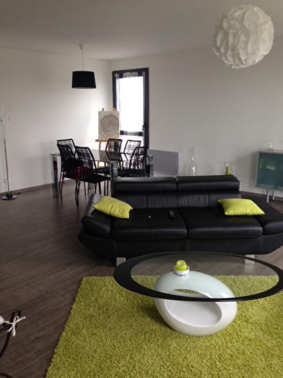 Saintes (17) - Très bel appartement T3 avec terrasse et parking