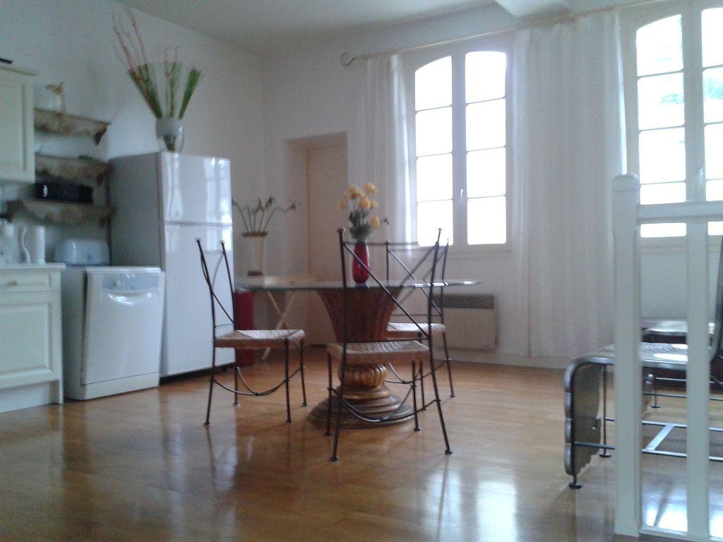 Saintes  (17) coeur de ville - Très bel appartement