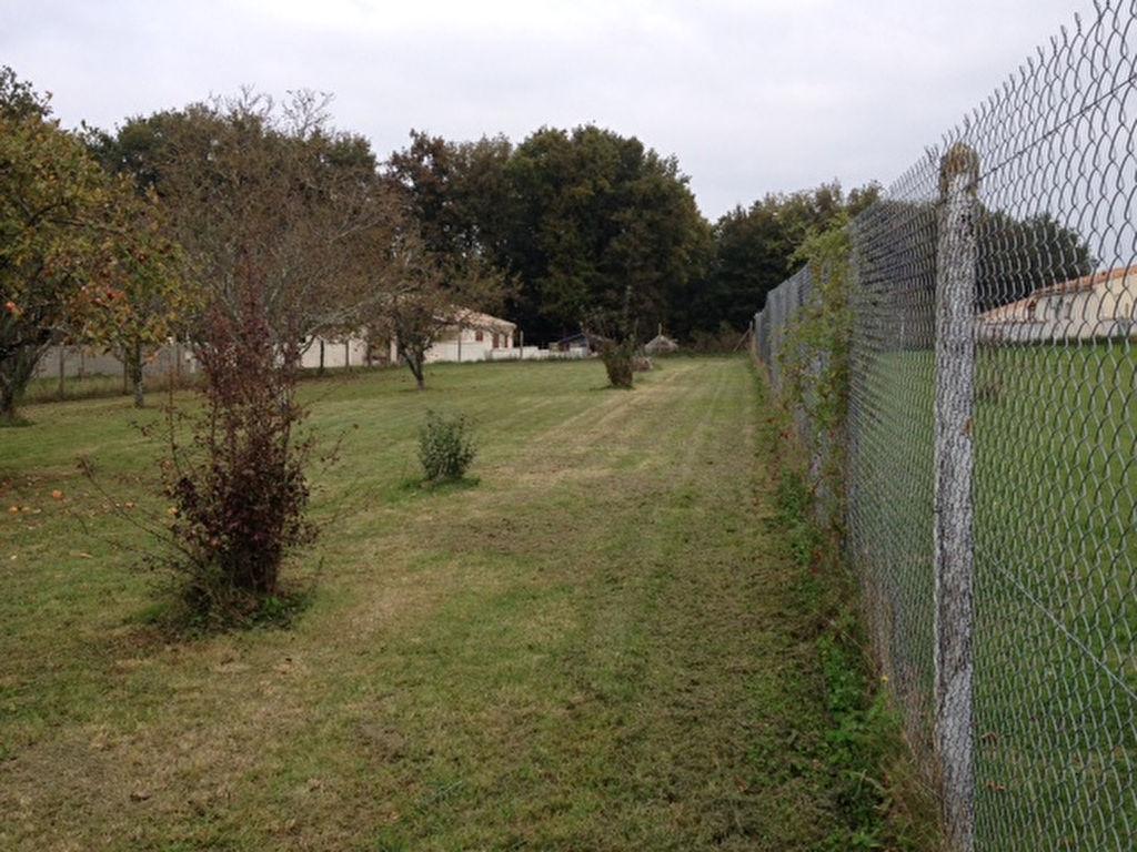 Terrain constructible à Le Douhet (17)