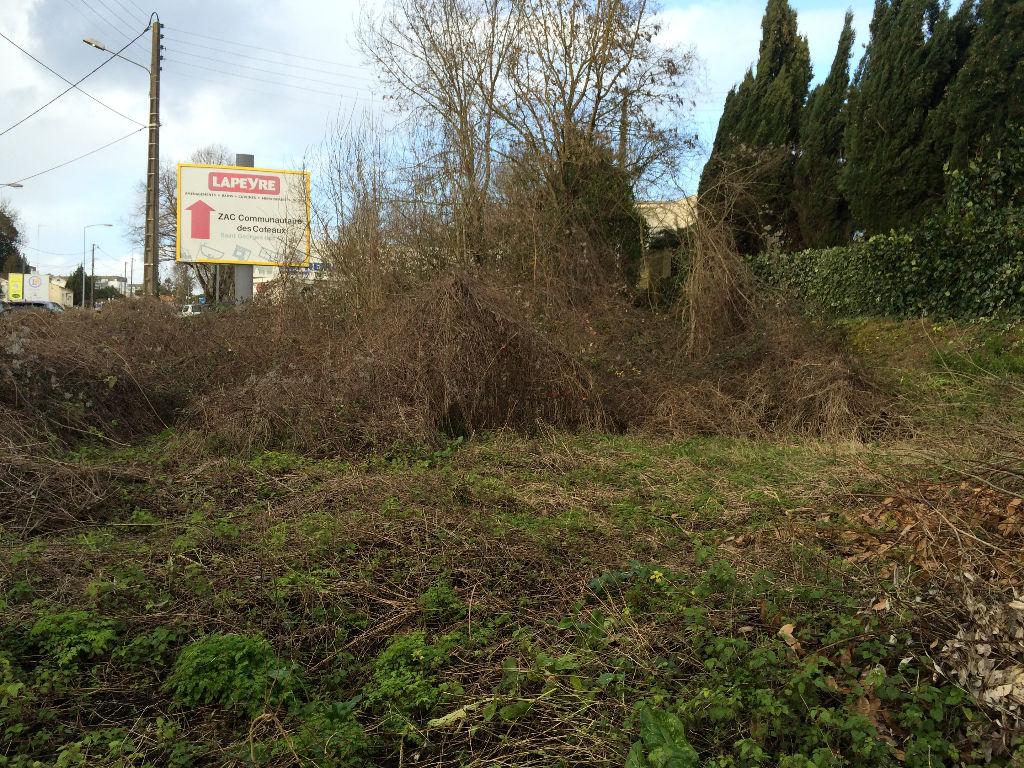 Saintes Rive Gauche - Terrain constructible