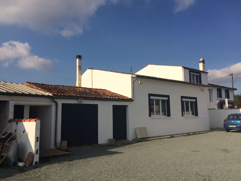 St George des Coteaux - Maison rénovée