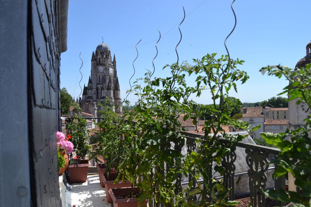 EXCLUSIVITE - Appartement dans le quartier historique de Saintes (17)