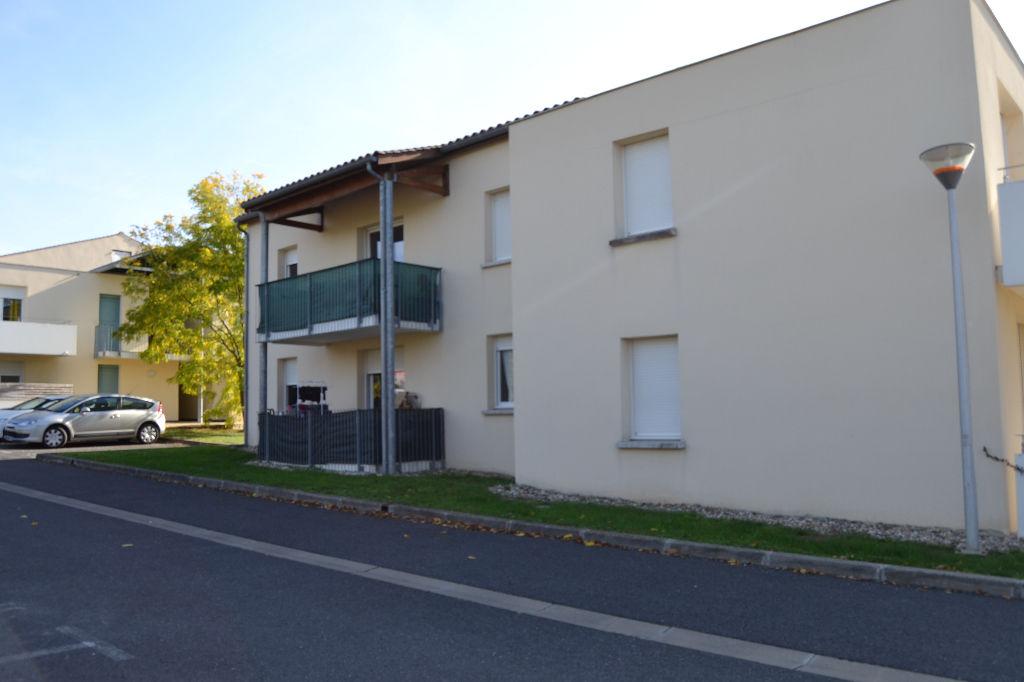 Appartement Saintes 3 pièce(s) 62.47 m2