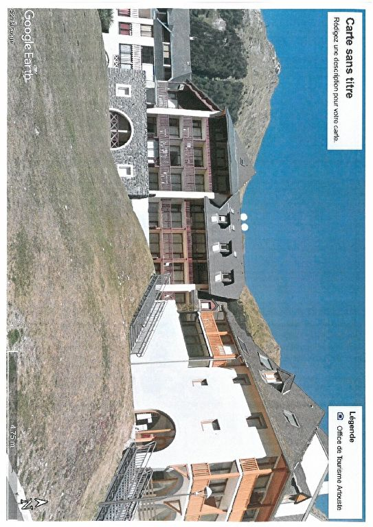 Appartement Laruns 1 pièce(s) 20.24 m2