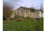 Grange à rénover et terrain constructible à Chaniers