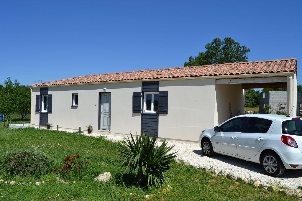 Maison de 2012 à St Georges des Côteaux (17)