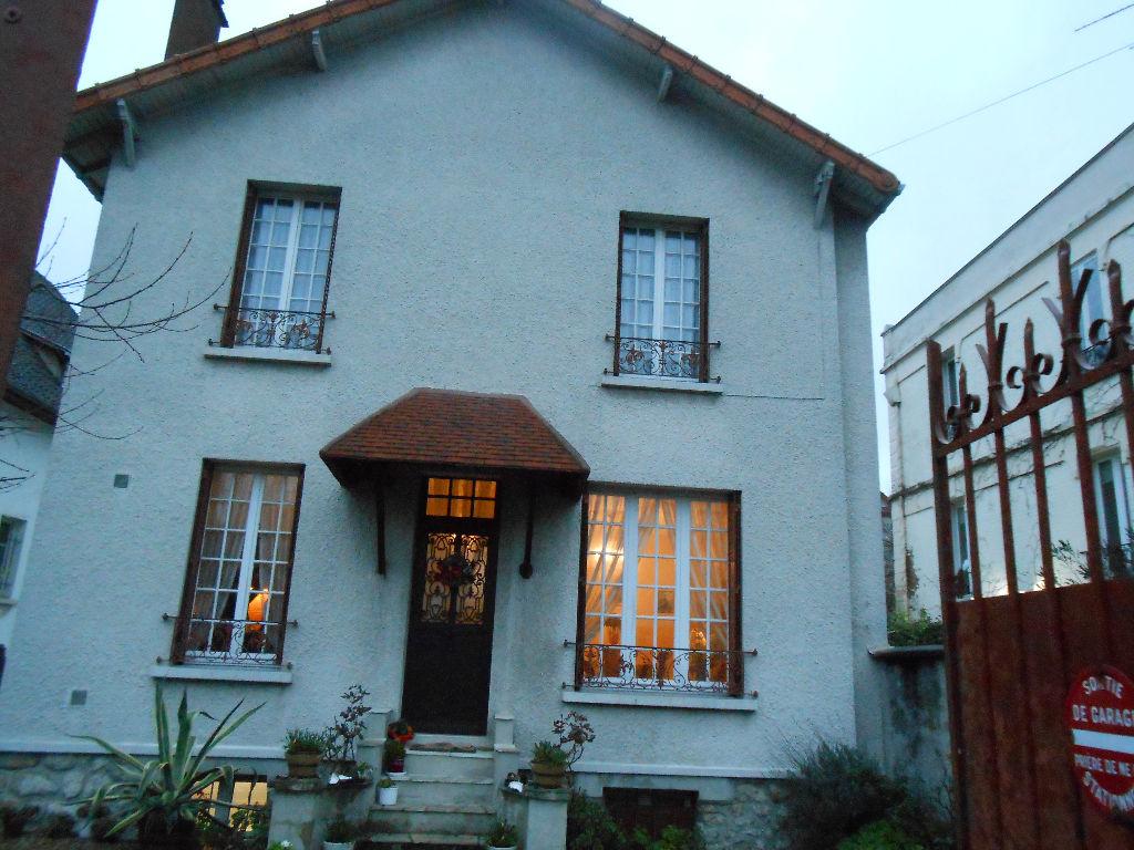 Maison Saint Maur Des Fosses 4 pièce(s)
