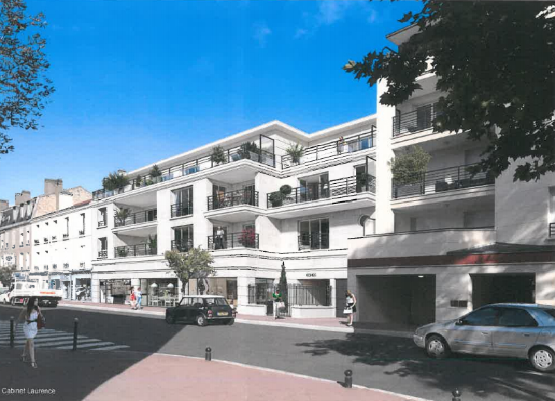 APPARTEMENT  4 PIECES  SAINT MAUR ADAMVILLE