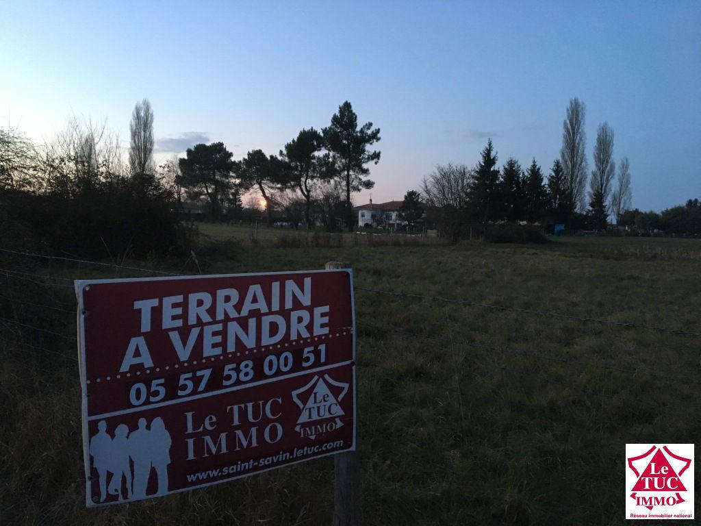Achat terrain saint christoly de blaye 33920 acheter for Achat de terrain financement