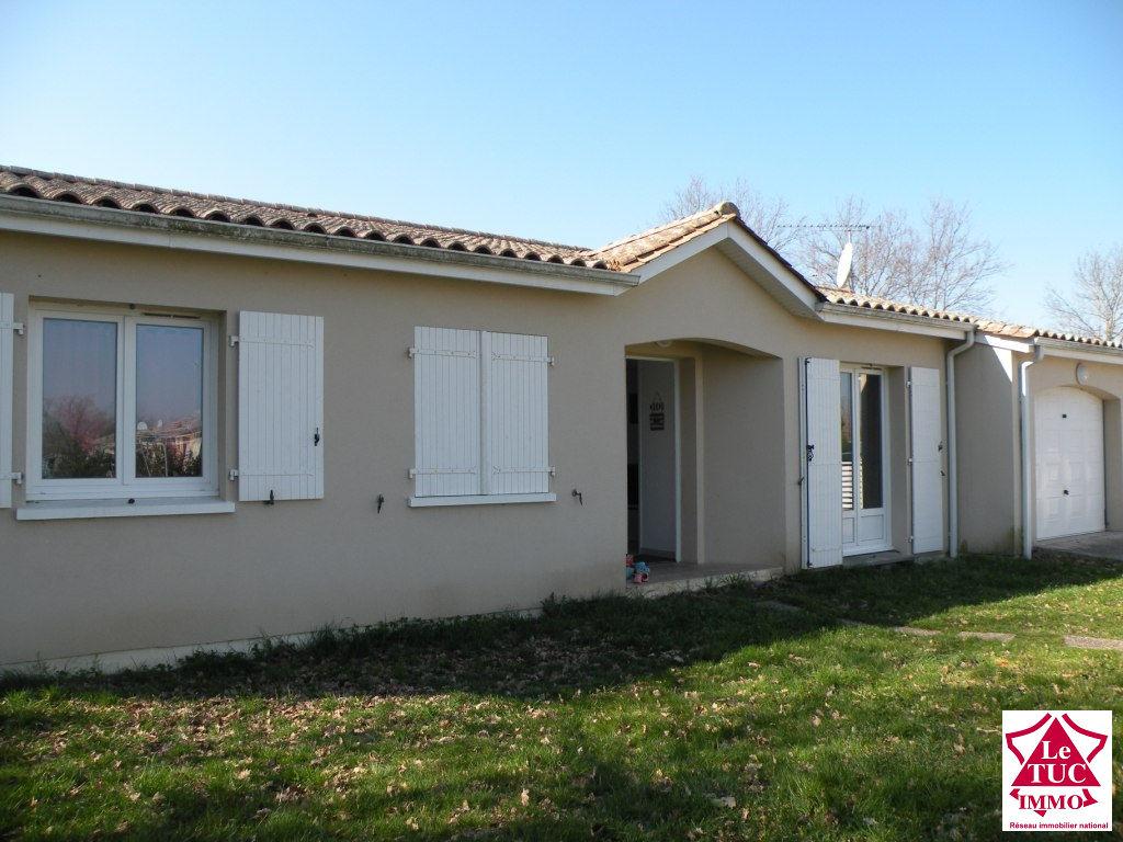 ETAULIERS Maison plain pied 890 m² sur 800 m²