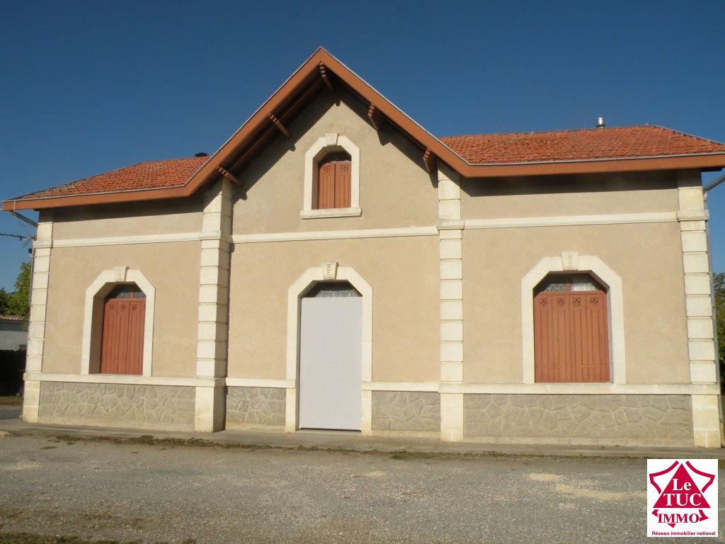 BRAUD ET ST LOUIS Maison 125 m² 5 Chambres sur 800 m²