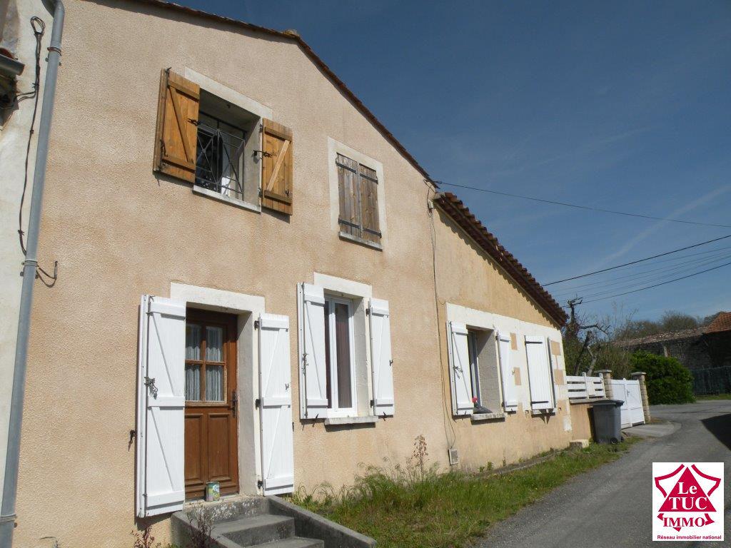 Maison 150 m² avec dépendance à St Caprais de Blaye