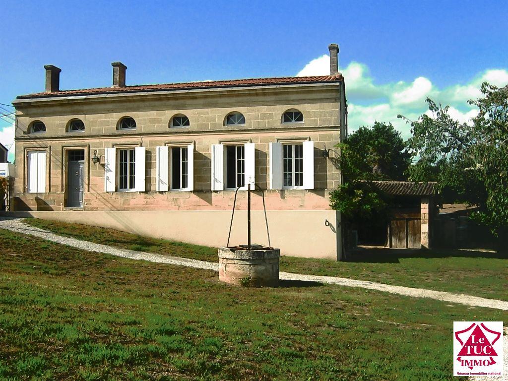 Propriété viticole - Secteur BOURG