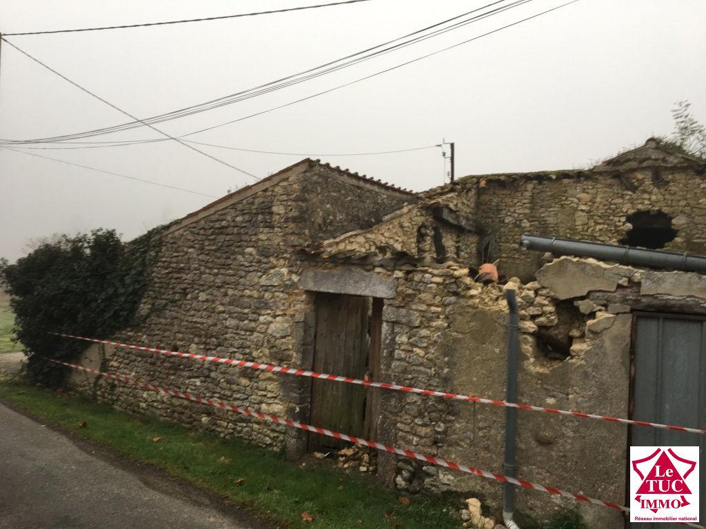 Grange à Eyrans, proche Blaye
