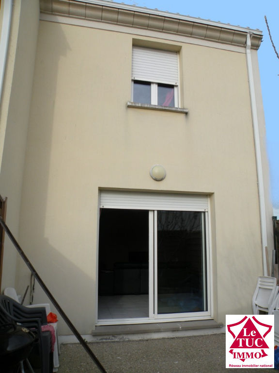 CARTELEGUE Maison 60 m² avec jardinet