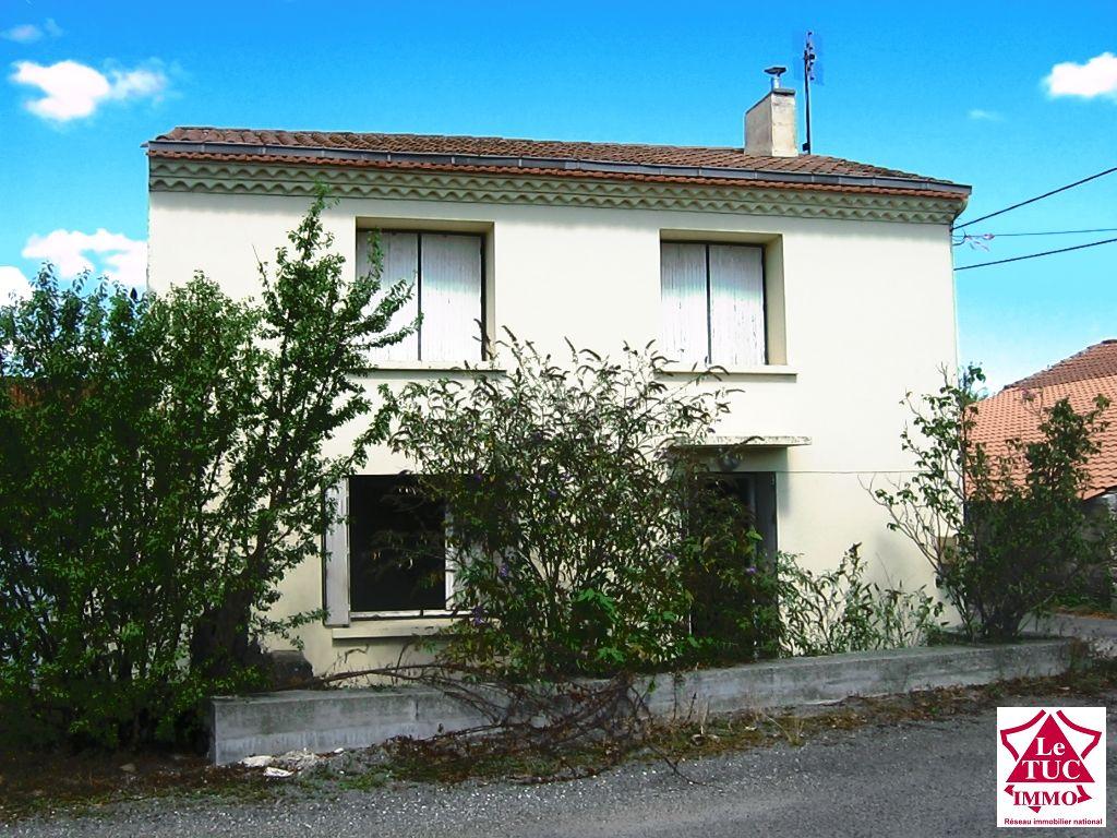 Maison 80 m² à restaurer - BERSON