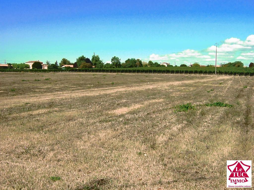 Terrain à batir 1610 m²  1ère ligne - Secteur FOURS
