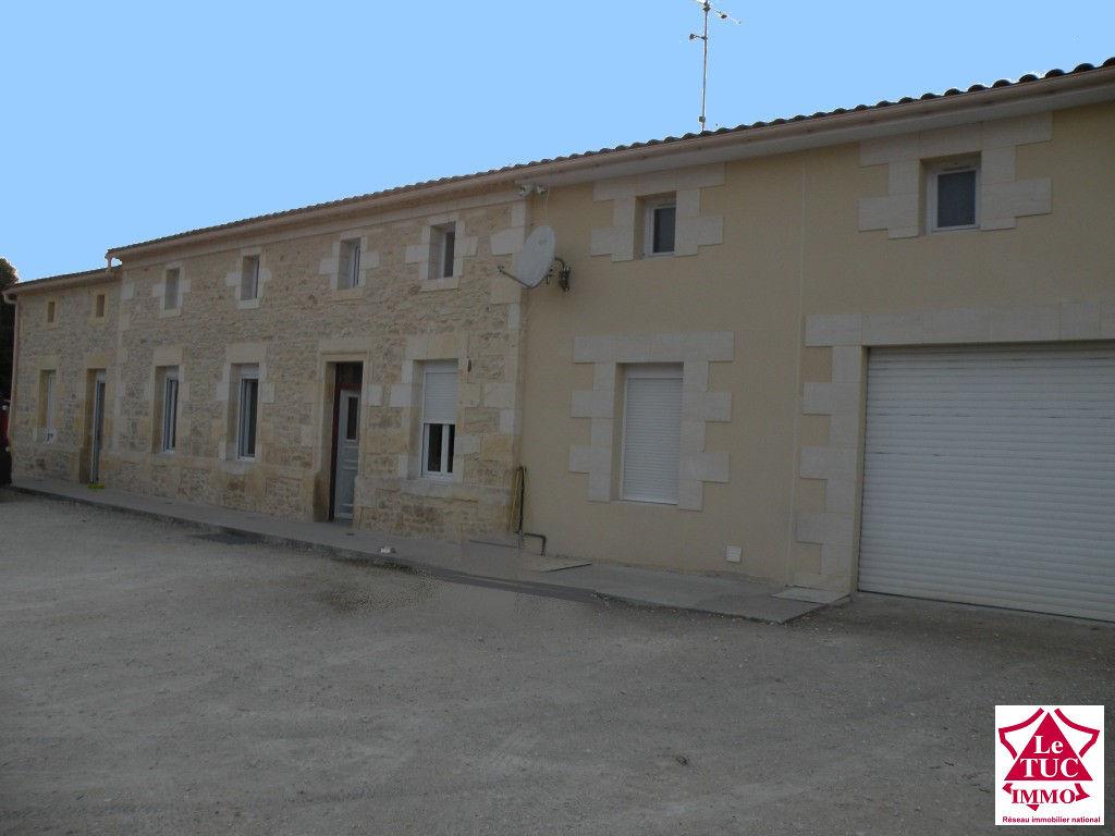 STCIERS/GDE  Longère 245 m2  SUR 49 000 m²