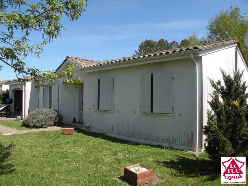 ETAULIERS Maison 87 m² sur 740 m² 3 chambres