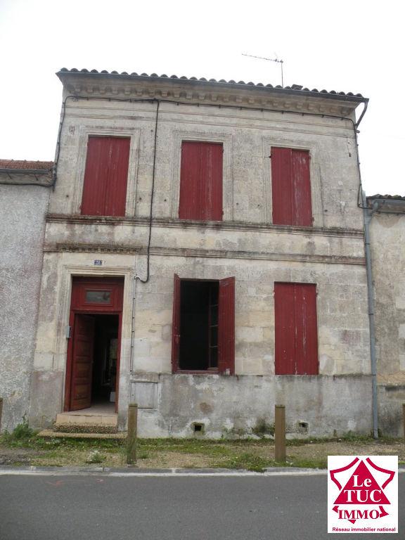REIGNAC Maison 130 m²  3 chambres
