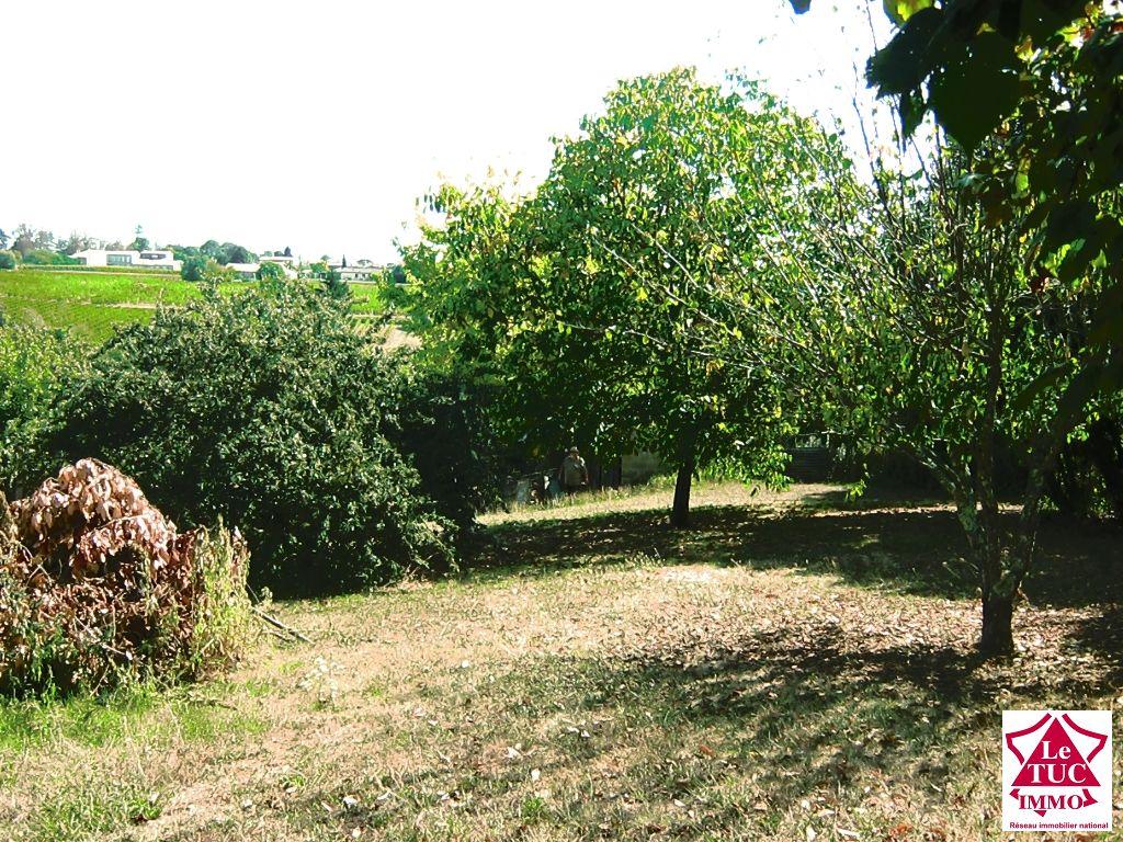 Terrain à batir - Bourg sur Gironde