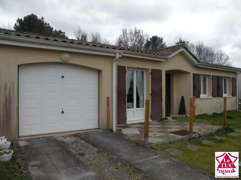 ETAULIERS Maison plain pied  87 m² 3 chambres sur 769 m²
