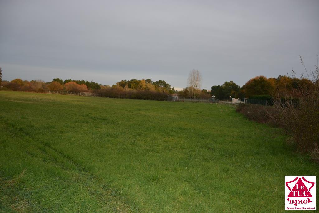 CARTELEGUE Terrain à bâtir de 1 100 m²