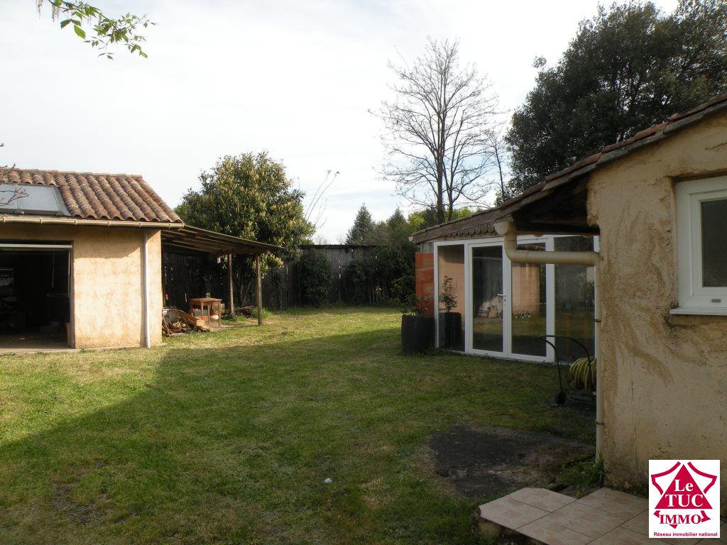MARCILLAC Maison 150 m²  avec garage sur 730 m²