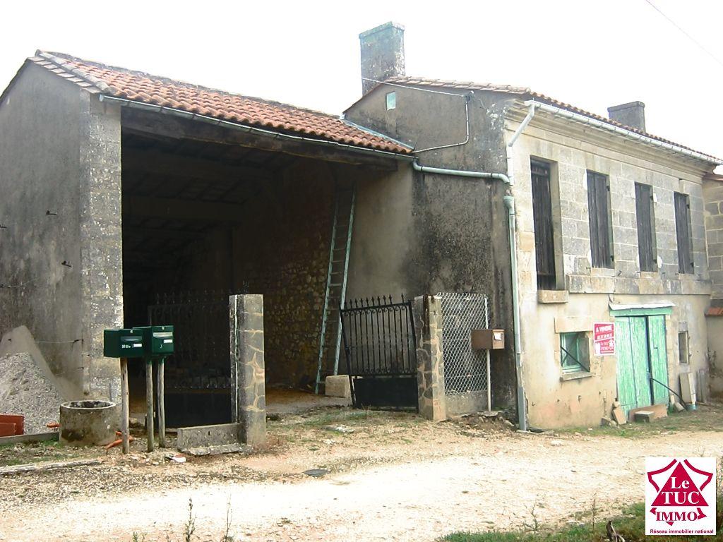 Dépendance en pierre - Proche Bourg sur Gironde
