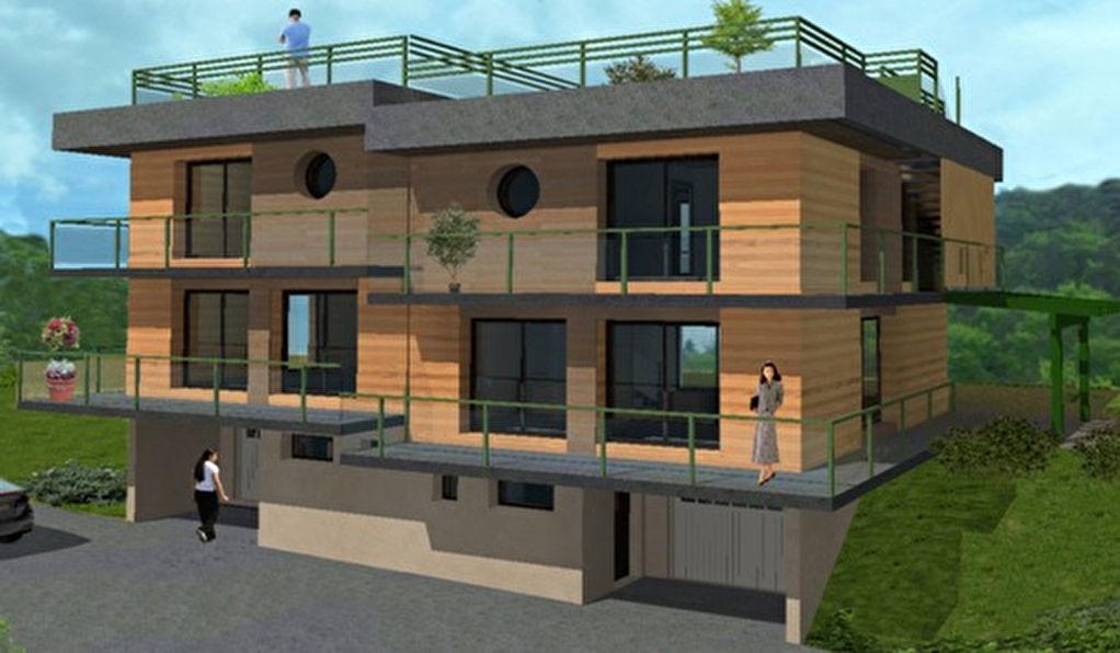 Maison Evian Les Bains 4 pièce(s) 94m²