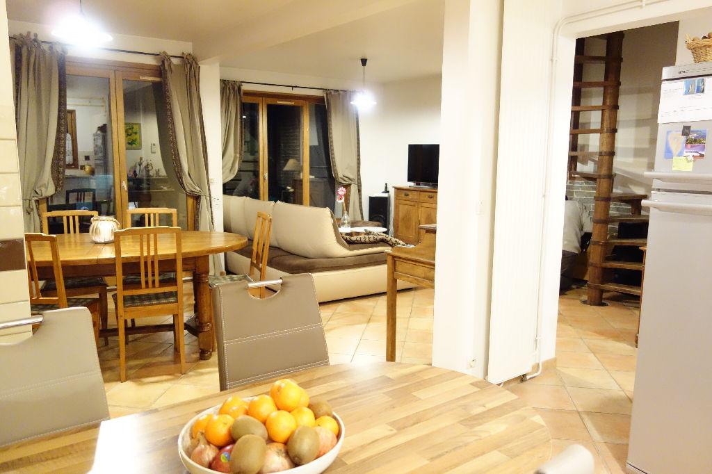 Maison Thonon Les Bains 95m² utiles